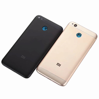 Xiaomi Redmi 4X Official Original Metal Cover Case For Xiaomi Redmi 4X Back Battery Cover Housing