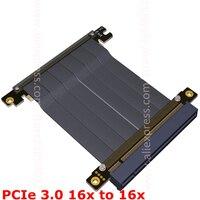 Riser PCIE 16x To 16x 3 0 Riser PCI Express Pci E PCI E X16 Graphics