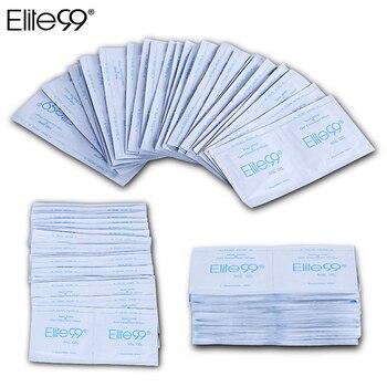 Elite99 50 stücke Reiniger Für Soak Off UV Gel Nasse Pads Nagellackentferner Tücher Maniküre Werkzeuge Nagelkunst Reinigung Wraps