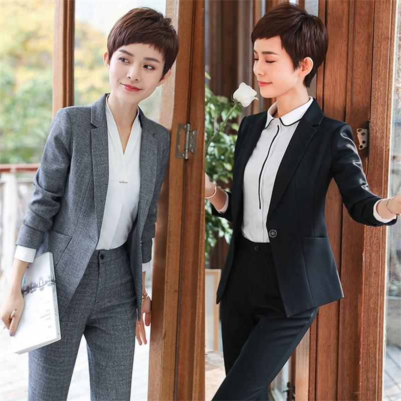 Suit Fashion Long Sleeved Ol
