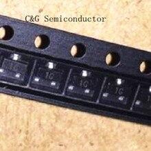 50 шт. BC847C BC847 СОТ-23 транзистор NPN SMD