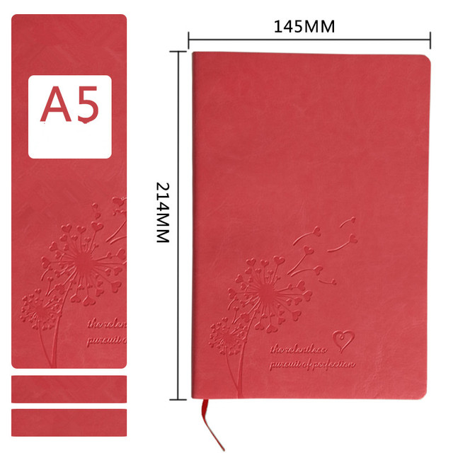 Deli A5 planificador escritura cuaderno libros de papel Oficina ...