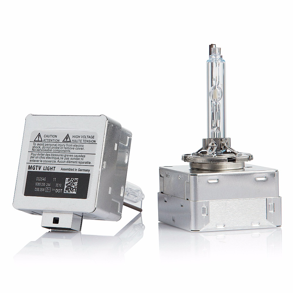 Купить 2 шт/лот d3s ксеноновая лампа все металлические высокое качество