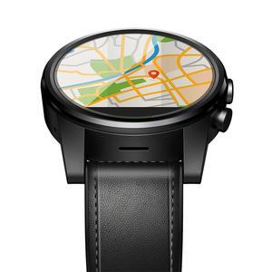 Image 5 - 4G สมาร์ทนาฬิกา 1.6 นิ้วจอแสดงผลคริสตัล GPS/GLONASS Quad Core 16 GB 600 mAh Hybrid หนังสายรัดสมาร์ทนาฬิกาสำหรับผู้ชายผู้หญิง