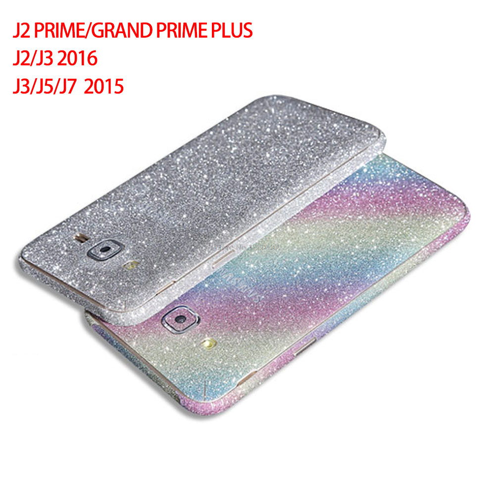 buy full body protection glitter bling sticker case for samsung galaxy grand. Black Bedroom Furniture Sets. Home Design Ideas