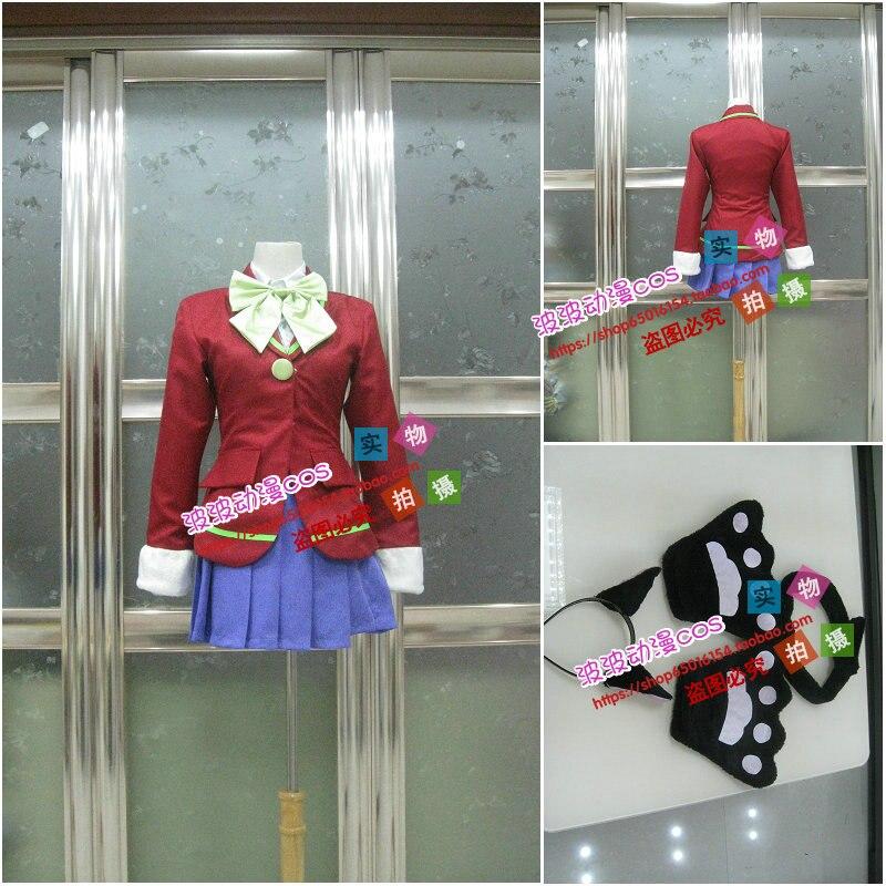 Osomatsu-san Nya Cosplay Costume Custom Any Size
