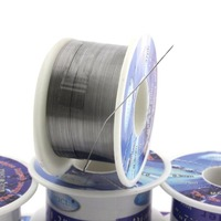 New Tin lead Rosin Core Solder Wire 0.3mm 0.4mm 0.5mm 0.6mm 0.8mm 1.0mm 2% Flux Reel Welding line