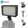 Mcoplus 198 LED Video Photo Light Lighting Lamp for DV Camcorder & Canon Nikon Pentax Sony Panasonic Olympus Digital SLR Cameras