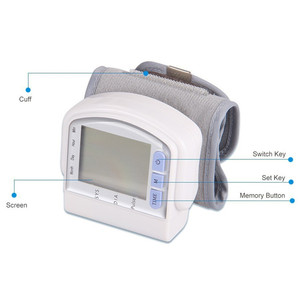 Image 5 - Health care Automatic blood pressure measuring device Digital Sphygmomanometer hypertension medical equipment