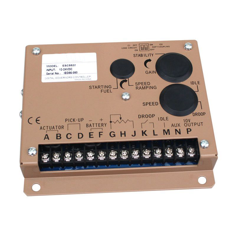 diesel generator speed controller ESD5522E governor цена