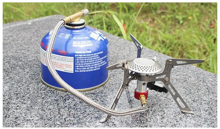 viagem piquenique boile queimador gás equipamentos