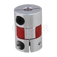 8mm X 6 35 Mm CNC Flexible Plum Coupling Shaft Coupler D20 L30 Polyurethane