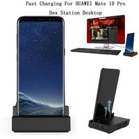 Carprie New HDMI Dex Station Desktop Extension Fast Charging Dock For HUAWEI Mate 10 10 Pro