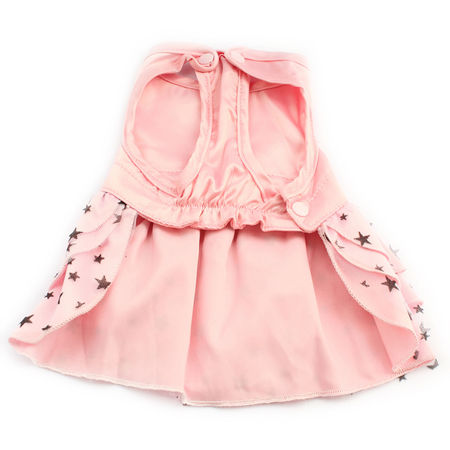 Dresses of Princess for Dogs