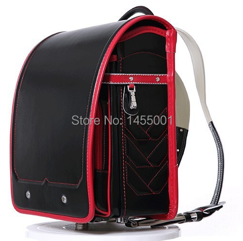 ФОТО coulomb BL.RS.0033  Randoseru for girls and boys  japanese school bag for A4 file protect spine high quality