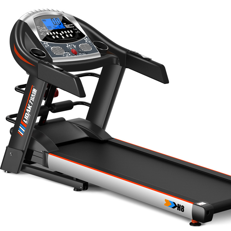 Motorized Treadmill Household Indoor Ultra-quiet Electric Folding TreadmiFitness Weight Loss Treadmill