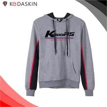 KODASKIN Men Cotton Round Neck Casual Printing Sweater Sweatershirt Hoodies for K1200RS k1200rs Alphabetic Printing