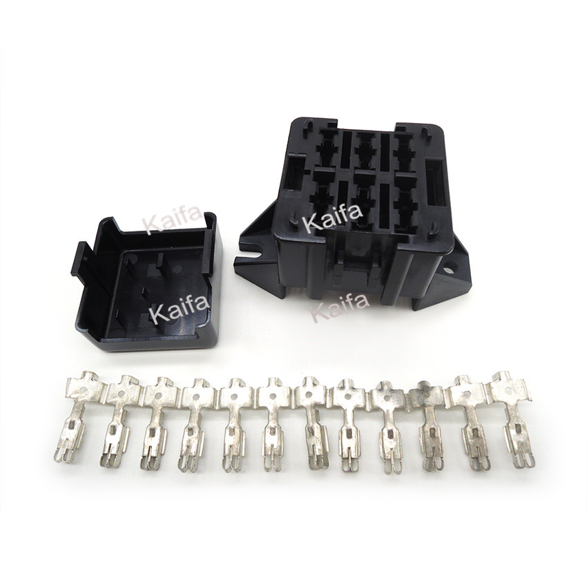 Car seat relay fuse box 6 road engine compartment insurance ... Kaifa Relay Fuse Box Wiring on