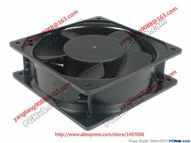 Emacro FULLTECH UF-12A23 AC 230V 60Hz,  120x120x38mm Server Square  fan ebmpapst a6e450 ap02 01 ac 230v 0 79a 0 96a 160w 220w 450x450mm server round fan outer rotor fan