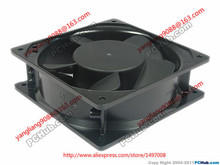 Free Shipping Emacro FULLTECH UF-12A23 AC 230V 60Hz, 2-Piece 120x120x38mm Server Square Cooling fan