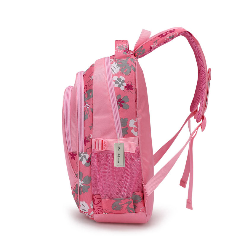 2017 бренд Дизайн цветок печати Школьные ранцы Высокое качество Студент Школьный рюкзак для детей прекрасный школьные принадлежности Back Pack