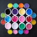 New 12 Color UV GEL GLITTER GLITTERY Nail Decoration for UV Nail & Acrylic nail Kit Basic Nail Tools
