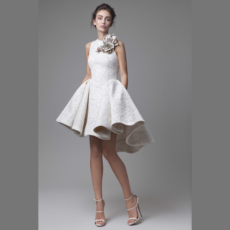 Popular Haute Couture Short Dress-Buy Cheap Haute Couture Short ...