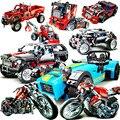 Совместимые модели автомобилей Racers Technic ENZO 1:10  суперспортивный автомобиль Enzo  набор блоков  детские игрушки  подарки