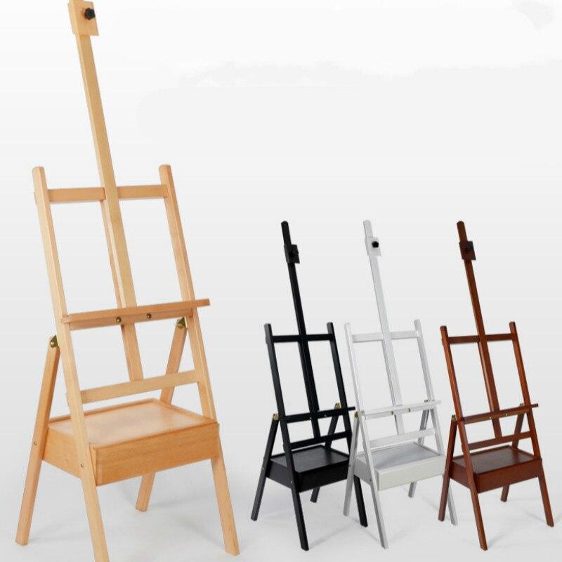 Мольберт высокое качество деревянный мольберт Краски ing рисунок Cavalete масло картина, эскиз Caballete Pintura художественный мольберт товары для рук