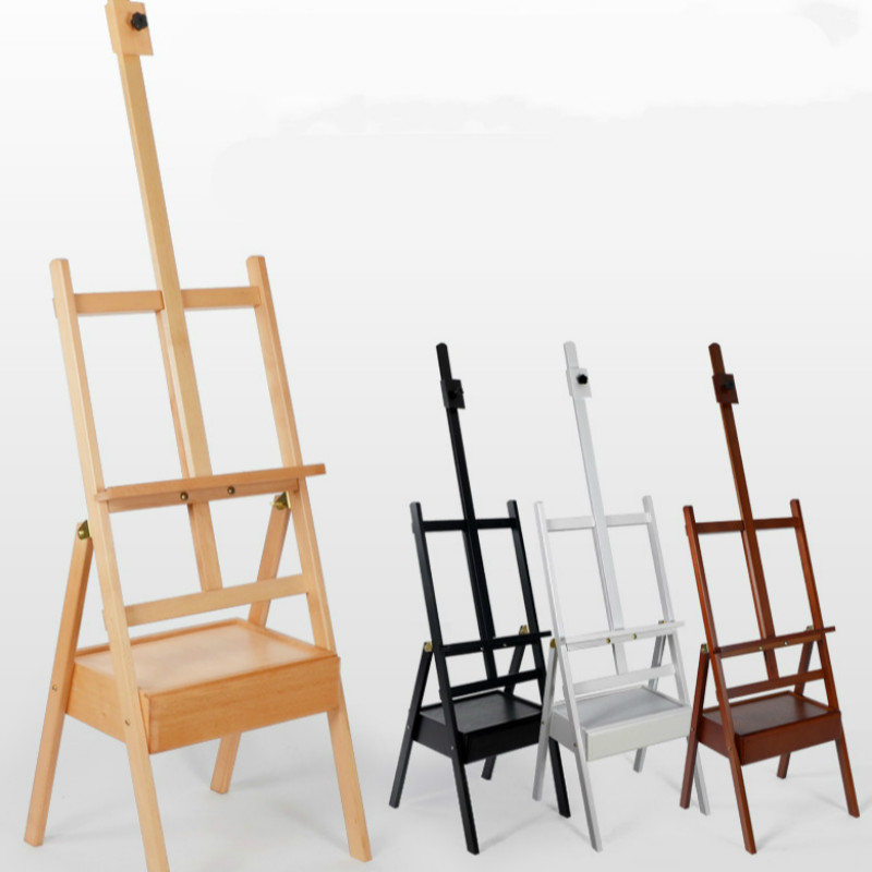 Easel High Quality Wooden Easel Painting Drawing Cavalete Oil Paint Sketch Caballete Pintura Art Easel Art Supplies for ArtistEasel High Quality Wooden Easel Painting Drawing Cavalete Oil Paint Sketch Caballete Pintura Art Easel Art Supplies for Artist
