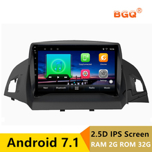 2G RAM 32G ROM Android 7.1 Car DVD Video Player GPS For Ford kuga c-max 2013 2014 2015-2017 cmax audio car radio stereo headunit