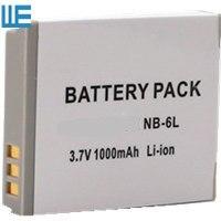 NB-6L NB6L NB-6LH NB6LH Батарея для Canon SD1300 SD3500 SD4000 является D10 D20 D30 S90 S95 SX260 SX510 SX520 SX540 SX700 ELPH 500 HS
