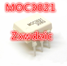 10PCS MOC3021 DIP6 DIP 3021 DIP-6 new and original цена