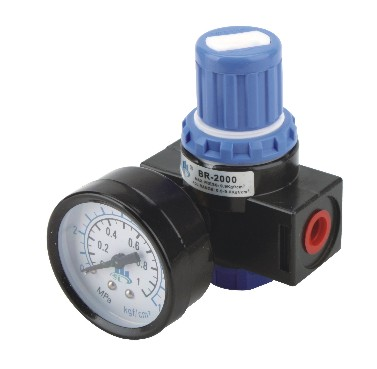 цены BR2000 Pneumatic Air Pressure Regulator G1/4