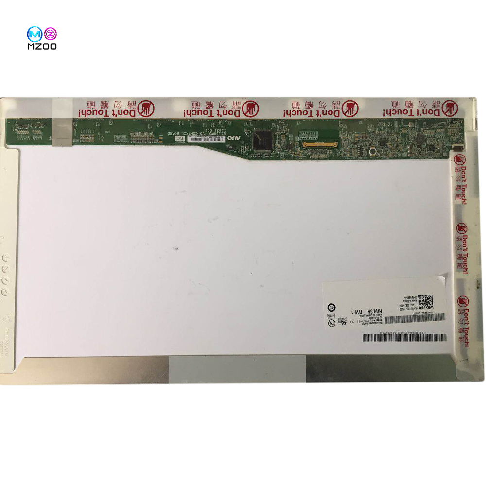 Matte Replacement Panel Monitor To Have A Long Historical Standing Laptop Lcd Screen Audacious B156rw01.v0 V1 15.6inch Thick 1600*900 Lvds 40pins Led Display Lcd Screen Matrix For Laptop Hd Laptop Accessories