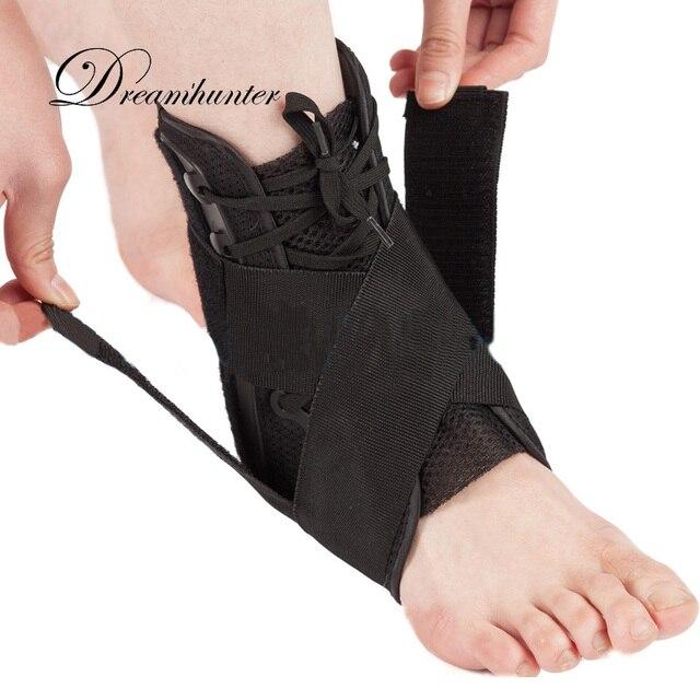 1 шт. регулируемый ремешок на лодыжке фетальный каблук укрепляющая эластичная повязка на голеностопный сустав поддержка перелома растяжен...