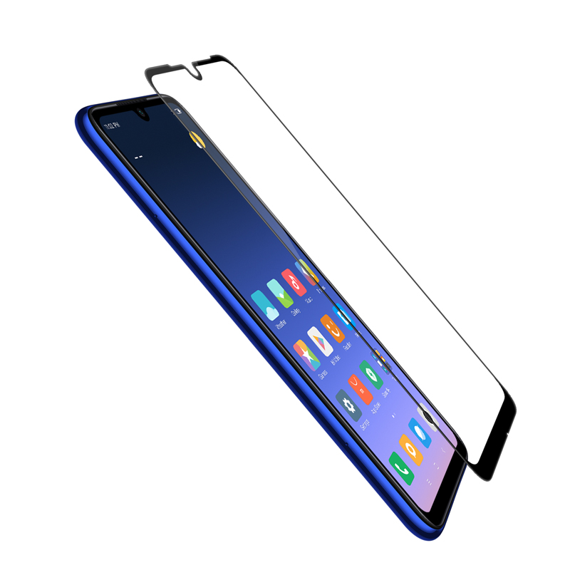 Image 2 - Redmi Note 7 Glass Nillkin CP+ Full Glue Coverage Screen Protector Tempered Glass for Xiaomi Redmi Note 8 Pro 7Pro 7S-in Phone Screen Protectors from Cellphones & Telecommunications on