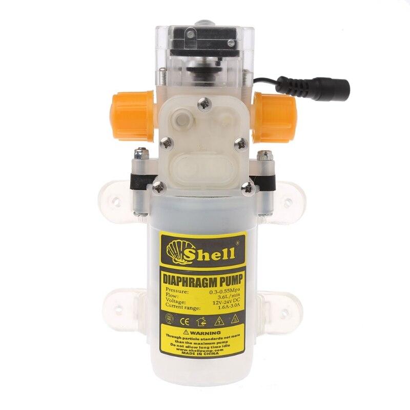 SAILFLO 12V 70W Self-priming Food Grade Diaphragm Water Pump Auto-priming Pump Wine