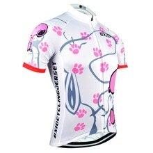 Bike Team Maillots De Cyclisme 2017 Women Cycling Jersey Short Sleeve Ropa Ciclismo Skinsui Bike Clothing Bxio BX-0209W021-J