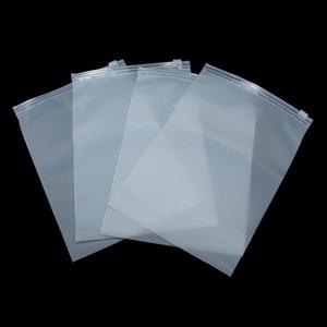 14*20 cm matowe przezroczyste plastikowe podróży torba na zamek błyskawiczny slajdów uszczelnienie zaworu makijaż kosmetyczne torebka imprezowa przenośny woreczek opakowaniowy do pakowania