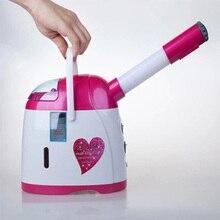 herbal vaporizer Spray Equipment Mini Table Ozone Facial Steamer Skin Care Spa Salon Moisturizing face steamer