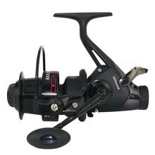 YUYU Metal Fishing reel Spinning 5.2:1 13 1 BB Front and Rear Drag reel 3000 4000 5000 6000 distant wheel Sea Rock lure fishing