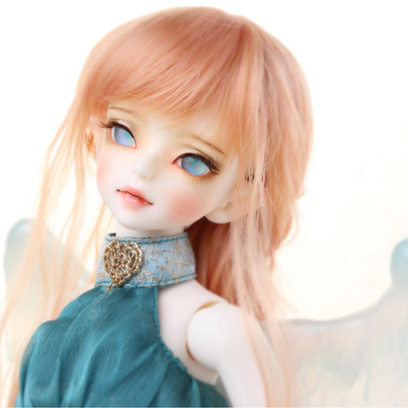 OUENEIFS sd bjd dolls Soom Ray Luna angel of Heaven 1/4 body model reborn girls boys doll eyes High Quality toys shop make up oueneifs sd bjd doll soom zinc archer the horse 1 3 resin figures body model reborn girls boys dolls eyes high quality toys shop