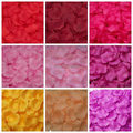5000 Artificial Silk Rose Petals Wedding Party Decorations Aisle Runners Flower Girl Tossing Table 40 Colors FW110 wedding petal