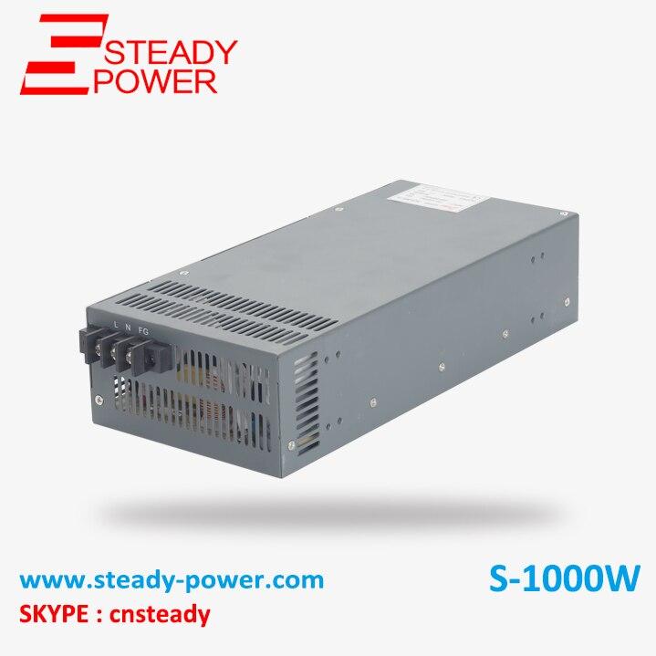 (S-1000-36)110/230VAC Input by switch 28a 36v power supply 1000w switching power supply 3ne3233 3ne3 233 450a 1000 vac
