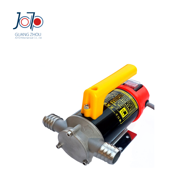 12V Reversible Electric Self-priming Diesel Oil Pump With Extended 6m Power line  12v dual purpose inlet electric self priming diesel oil refuel oil pump with standard 2m power line and 8m oil tube