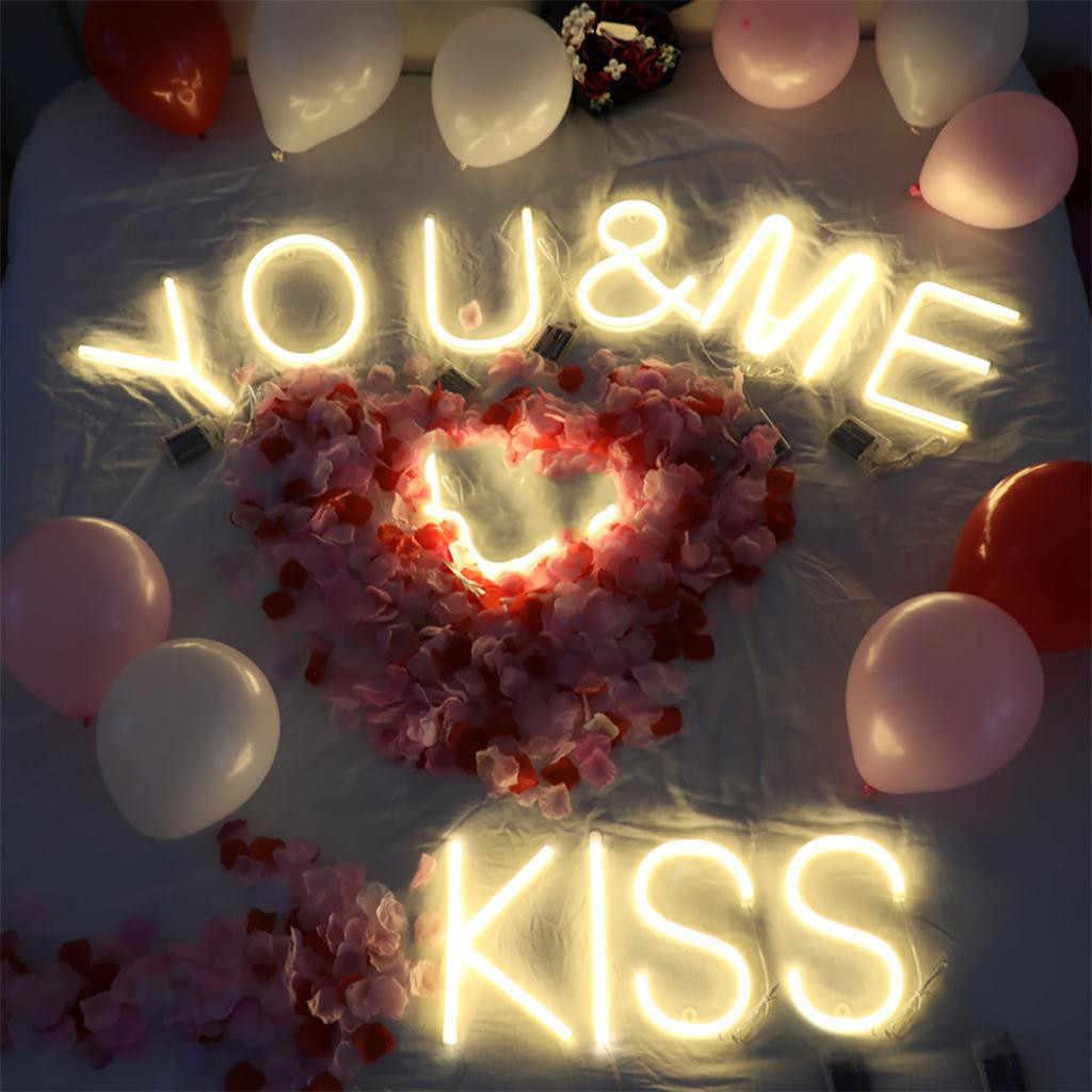 Белый светодиодный светильник в виде букв ABS, знак шатра, алфавит, светильник s, лампа для дома, клуба, для улицы, для дома, для помещений, Настенный декор, подарок на день Святого Валентина