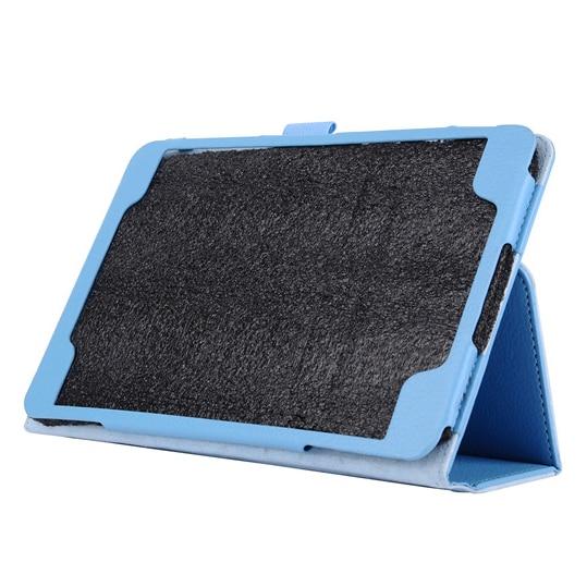 "Флип кожаный чехол крышка Подставка для samsung Galaxy Tab A 8,0 ""T350 синий"