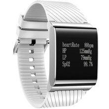 Smartch IP67 Водонепроницаемый смарт-браслет X9 плюс Bluetooth SmartWatch сердечного ритма Давление Монитор кислорода браслет для iOS и Android