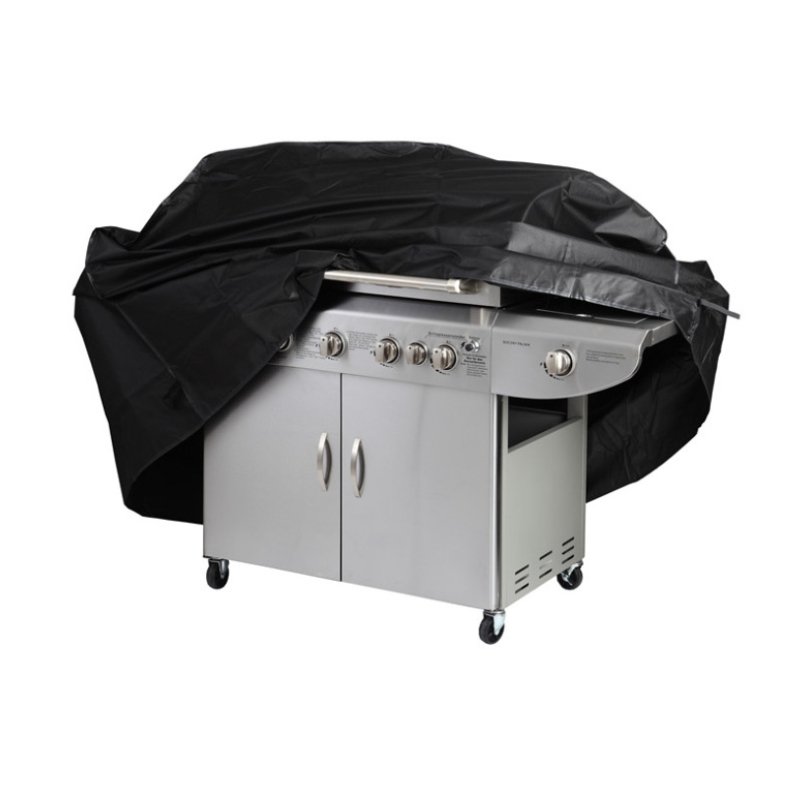 Waterproof BBQ Cover Barbacoa Barbeque Grill Cover Dustproof Protector For Gas Charcoal Electric Barbecue Home Garden Storage